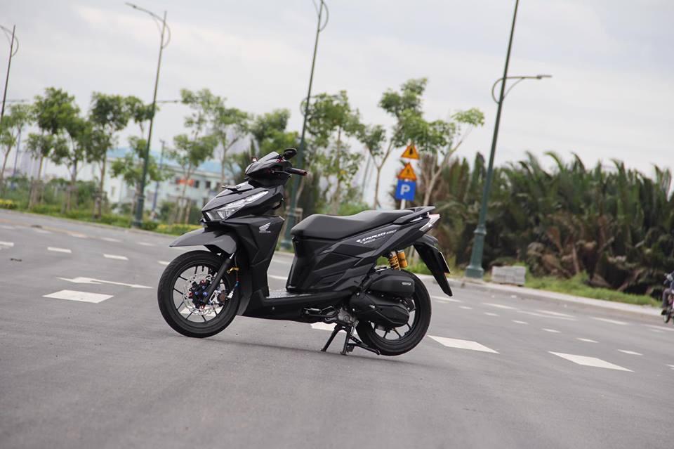 Vario 150 ban do voi nhieu do choi khung tu tin khoe sac cua biker Viet - 17