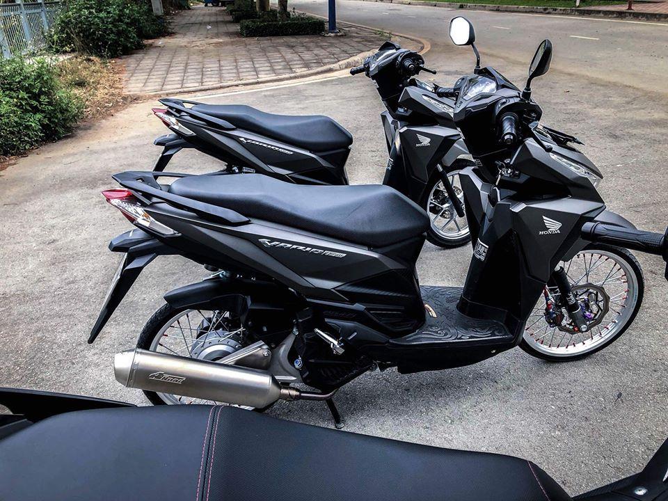 Vario 150 do sap san voi loat do choi chat cua Biker Vinh Long - 6