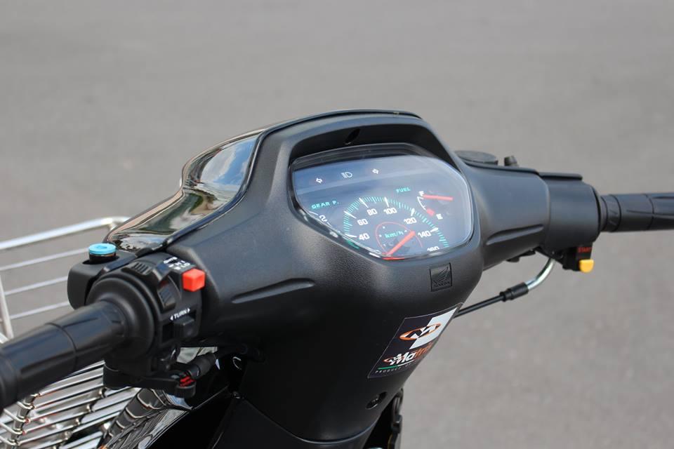 Wave 110 Dua con tinh than voi rat nhieu do choi khung cua biker Viet - 4