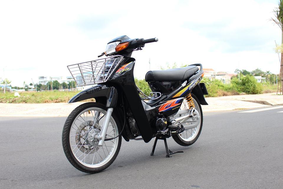 Wave 110 Dua con tinh than voi rat nhieu do choi khung cua biker Viet - 9
