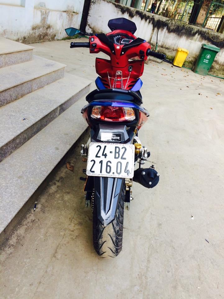 Winner 150 do dep diu dang voi phong cach HRC cua biker Lao Cai - 6