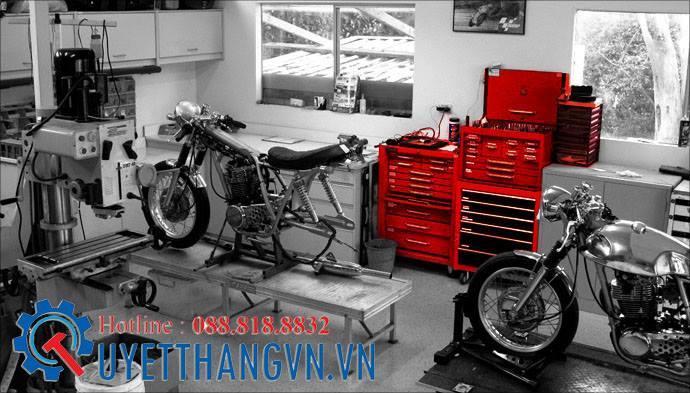 Xay dung va thiet bi workshop chuyen nghiep - 10