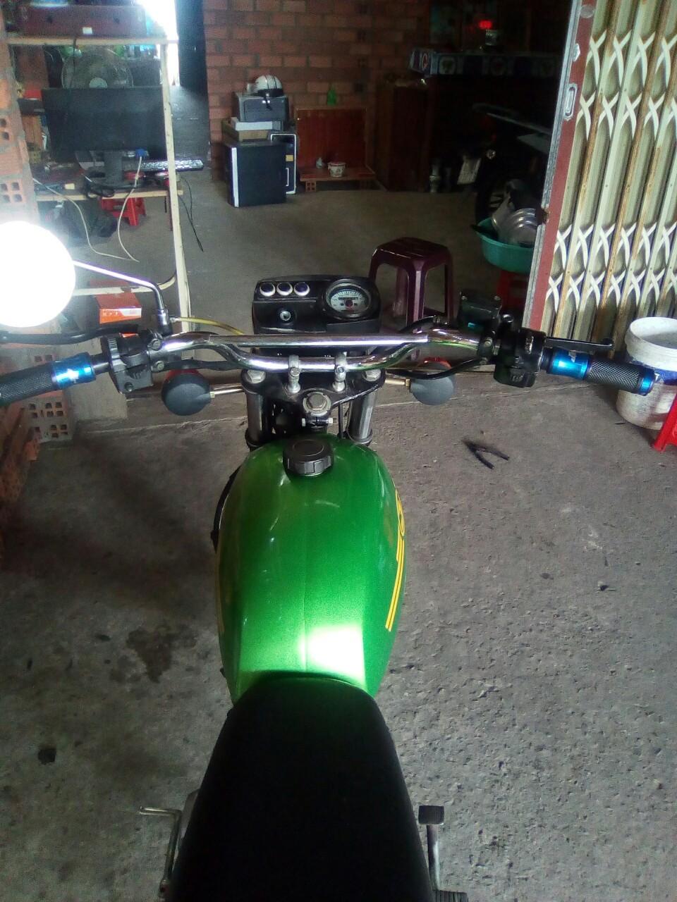 Xe Mo to Mink 2 thi xe Lien Xo Moto 125cc Da don tu A Z - 3