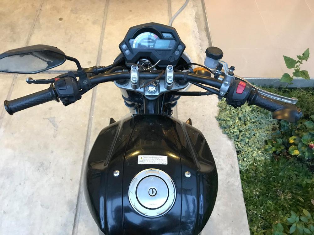 Yamaha FZ16 2012 nhap khau An Do - 4