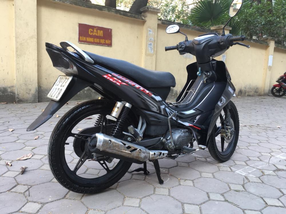 Yamaha Jupiter MX mau den vanh duc phanh dia - 2