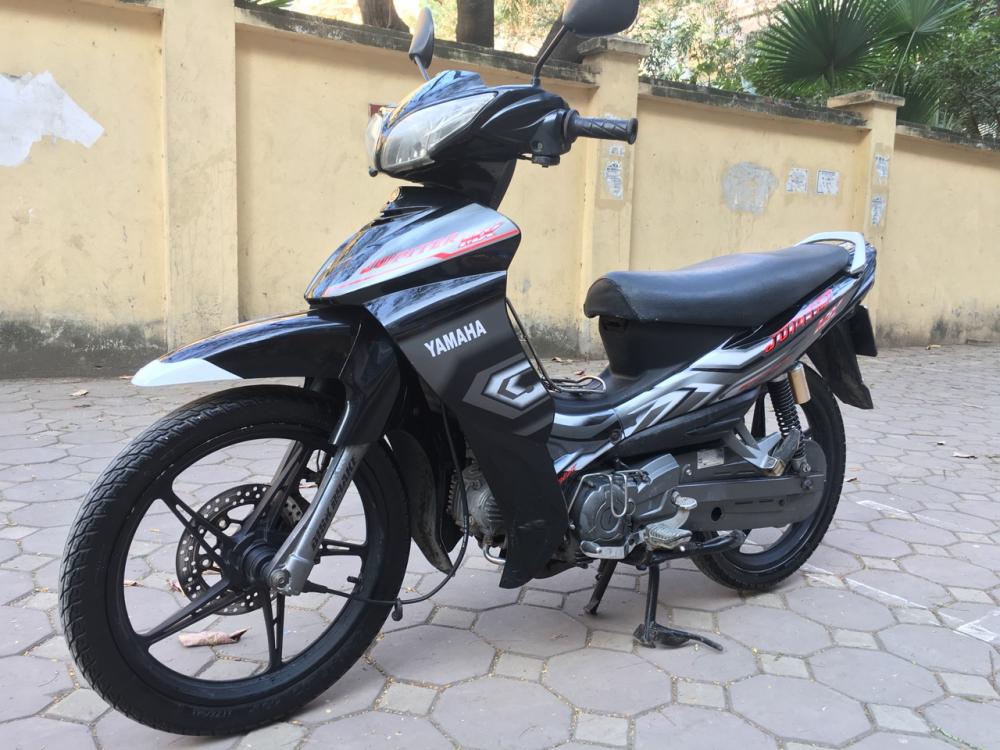 Yamaha Jupiter MX mau den vanh duc phanh dia - 3