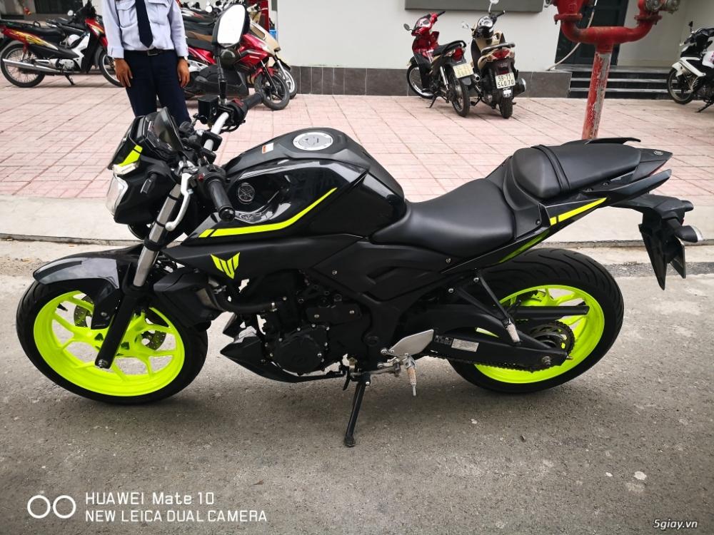 Yamaha MT03 ABS 2017