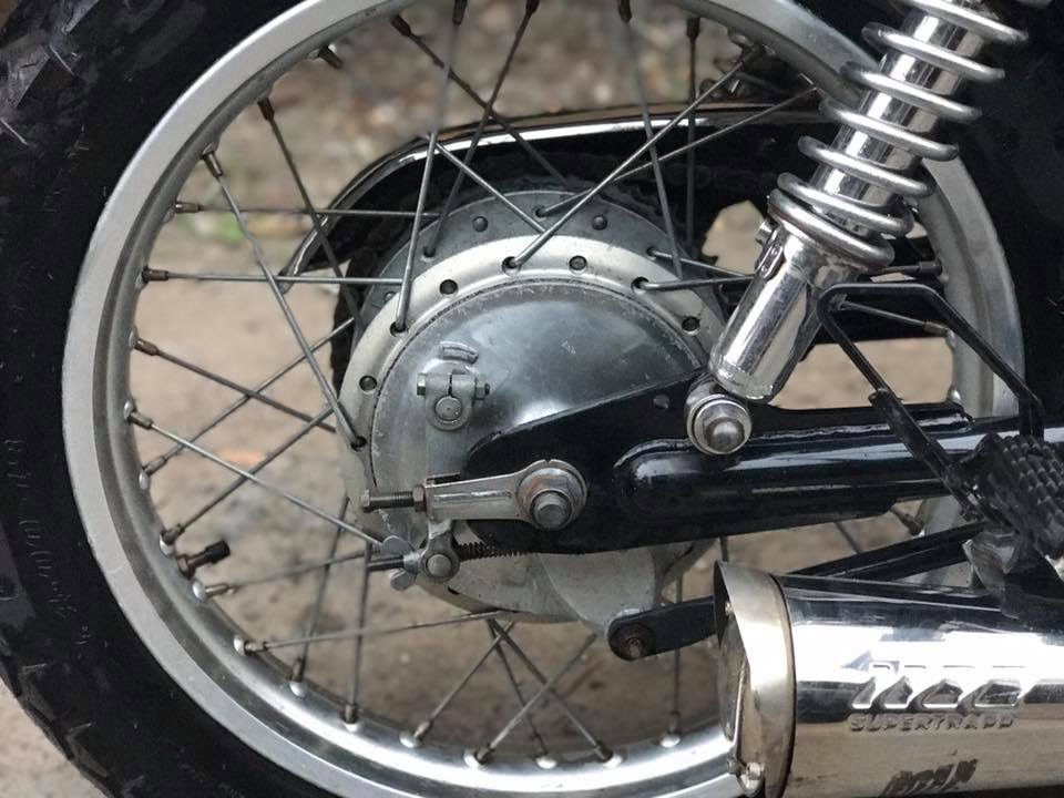 Yamaha SR400 bac 1999 - 6