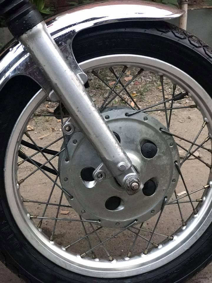 Yamaha SR400 bac 1999 - 7