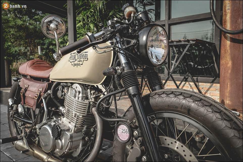 Yamaha SR400 ban do ngat ngay den tu Zeus Custom - 4
