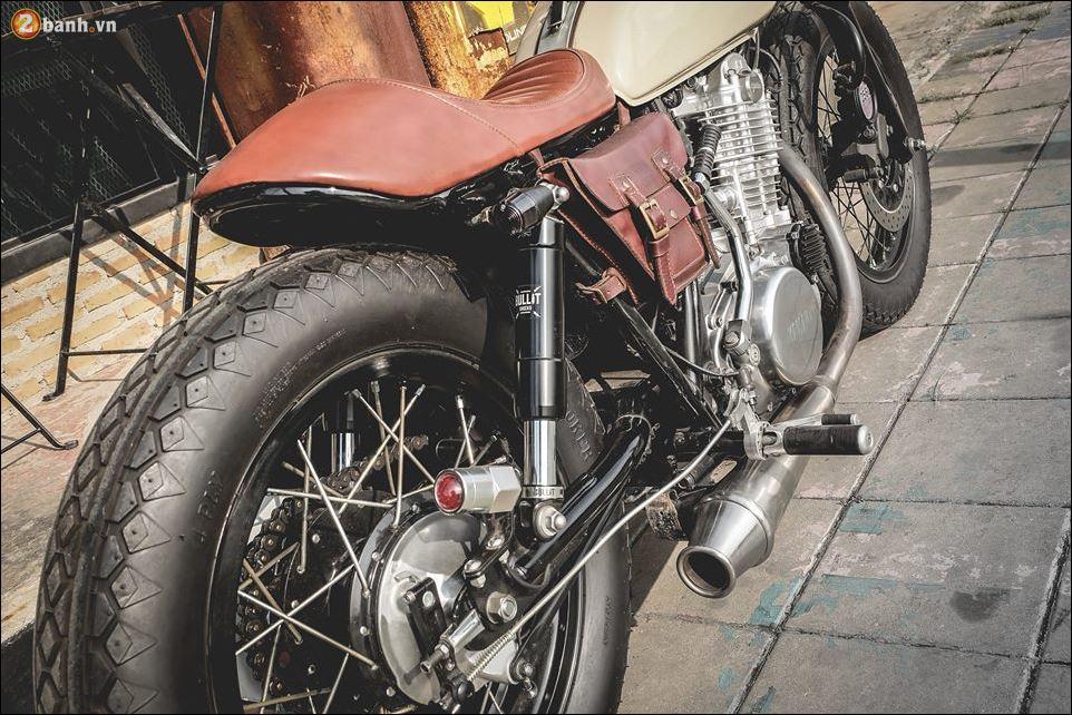 Yamaha SR400 ban do ngat ngay den tu Zeus Custom - 10