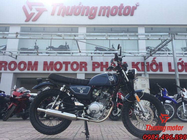 Yamaha Yb125 Sp 2018 Sieu Ao Dieu