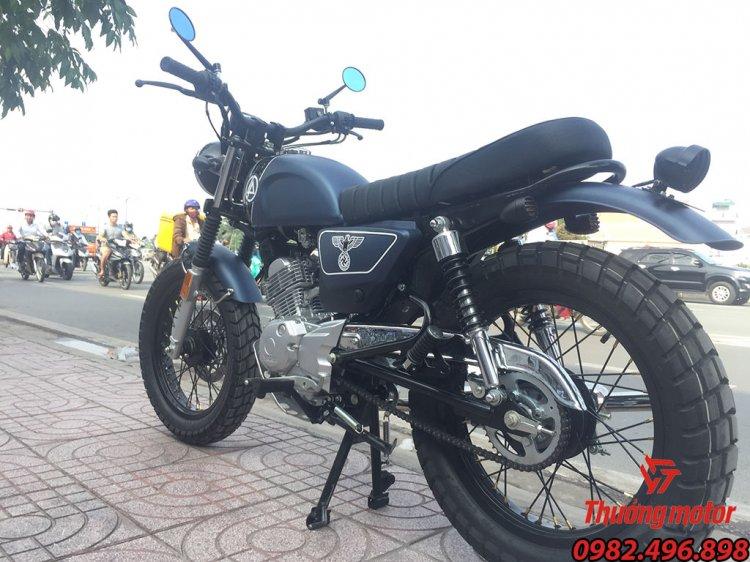Yamaha Yb125 Sp 2018 Sieu Ao Dieu - 3
