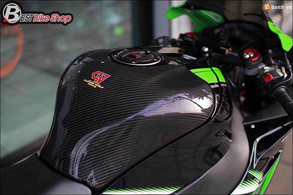 ZX10R ve dep so tai cua Dai mang xa nha Kawasaki - 6