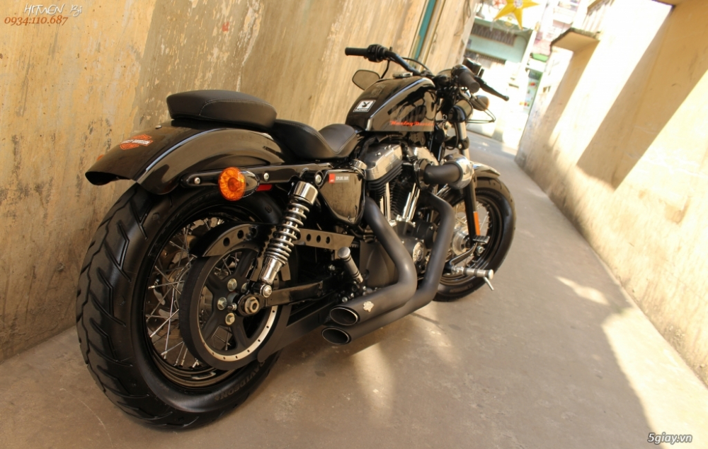 ___ Can Ban ___HARLEY DAVIDSON FortyEight 1200cc ABS 2015___ - 3