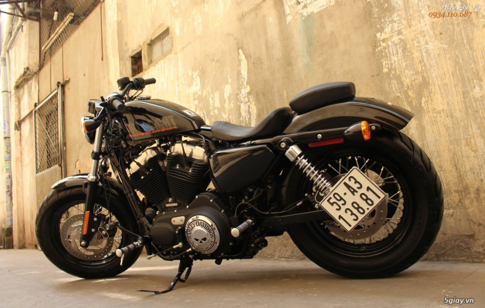 ___ Can Ban ___HARLEY DAVIDSON FortyEight 1200cc ABS 2015___ - 7