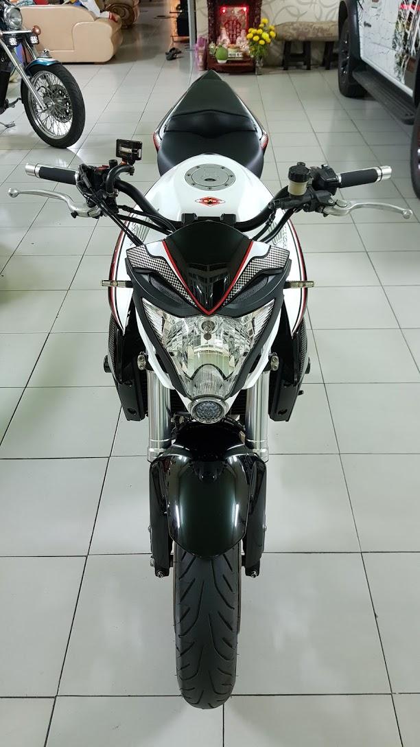 Ban Honda CB1000R 112010 HQCNHISSODO 26KBien So Saigon