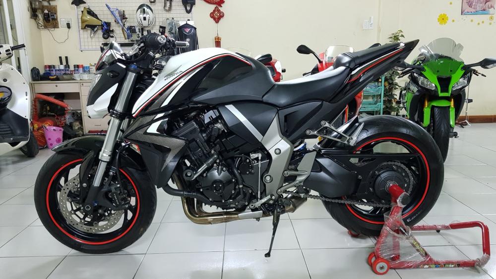 Ban Honda CB1000R 112010 HQCNHISSODO 26KBien So Saigon - 3