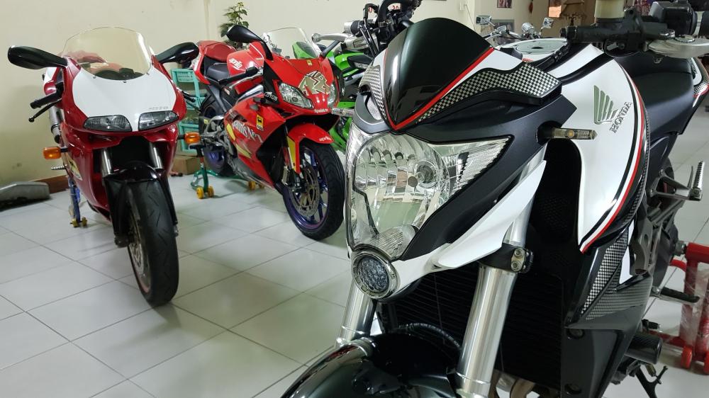 Ban Honda CB1000R 112010 HQCNHISSODO 26KBien So Saigon - 4