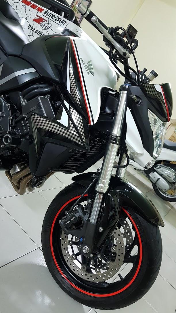 Ban Honda CB1000R 112010 HQCNHISSODO 26KBien So Saigon - 7