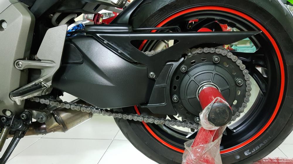 Ban Honda CB1000R 112010 HQCNHISSODO 26KBien So Saigon - 16