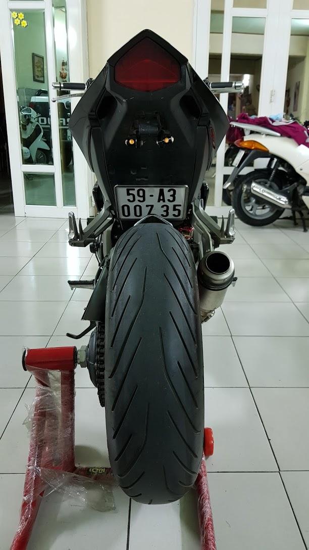 Ban Honda CB1000R 112010 HQCNHISSODO 26KBien So Saigon - 14