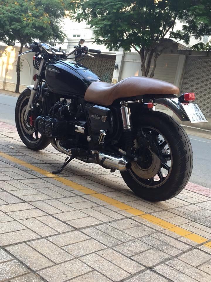 Ban honda Goldwing GL1100 do cafe race - 3