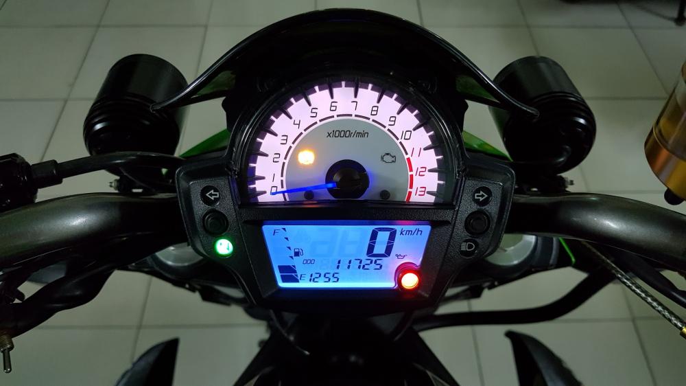 Ban Kawasaki ER6N 62015 HQCN Full thang ABS bien Saigon cap tien dep - 26