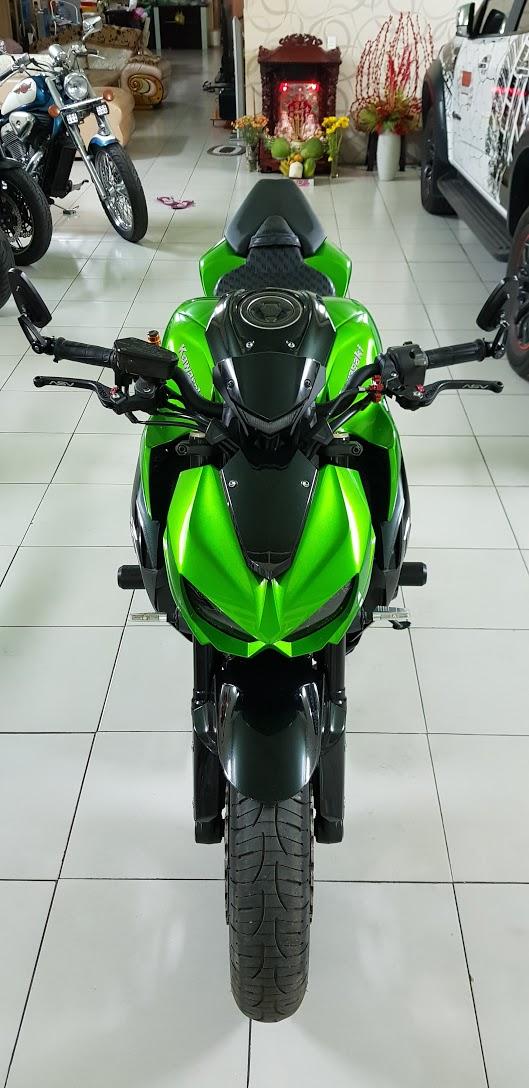Ban Kawasaki Z1000ABSHQCN102015HISSChau AuSaigon so dep