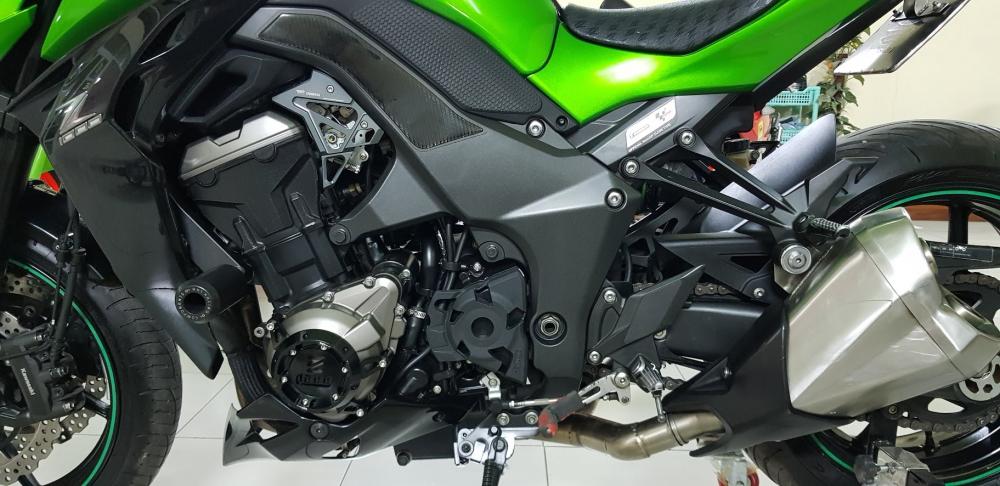 Ban Kawasaki Z1000ABSHQCN102015HISSChau AuSaigon so dep - 16