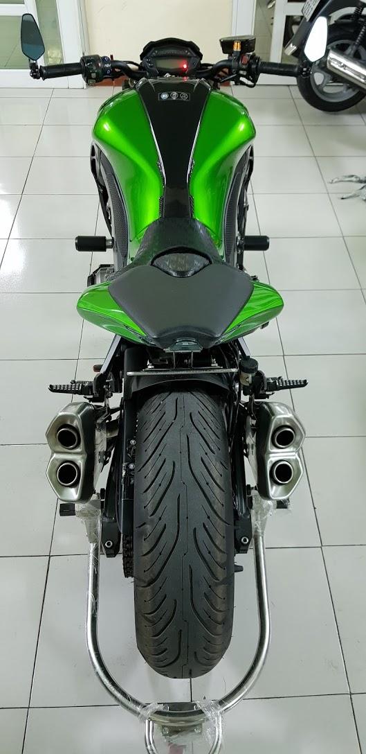 Ban Kawasaki Z1000ABSHQCN102015HISSChau AuSaigon so dep - 15