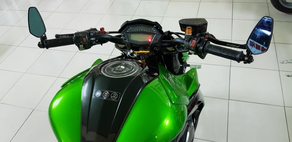 Ban Kawasaki Z1000ABSHQCN102015HISSChau AuSaigon so dep - 17