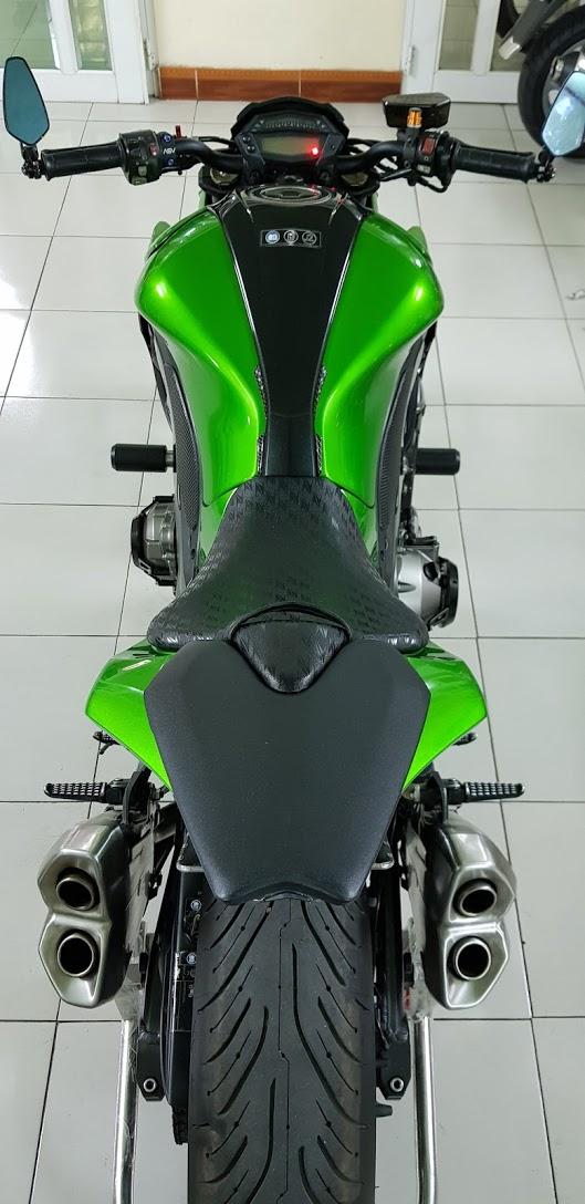 Ban Kawasaki Z1000ABSHQCN102015HISSChau AuSaigon so dep - 20