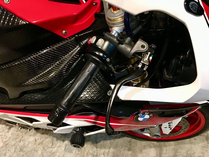 BMW S1000RR dep rang ngoi cung style HP4 Red - 4