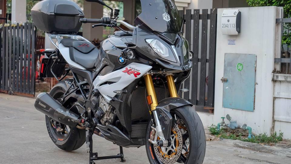 BMW S1000XR ga khong lo com can lang PKL - 3