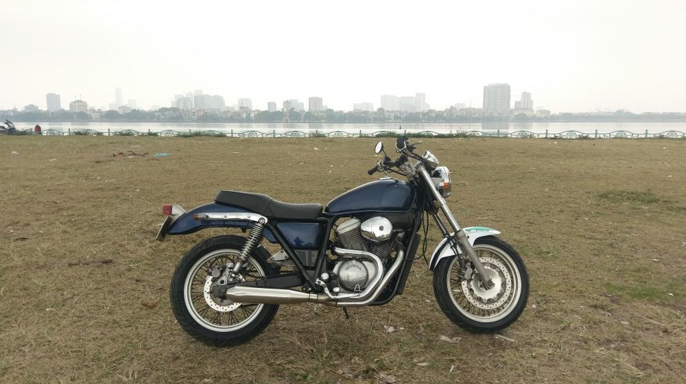Can Ban Honda VRX 400 - 3