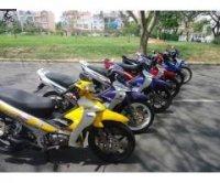 Cua Hang Anh Vu ban xe may ShXipoYazsatriaExAb Nhap moi 99