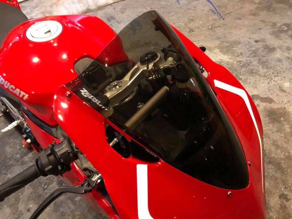 Ducati 899 Panigale ve dep kho cuong tu thiet ke hoan hao - 3