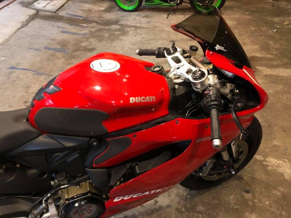 Ducati 899 Panigale ve dep kho cuong tu thiet ke hoan hao - 5