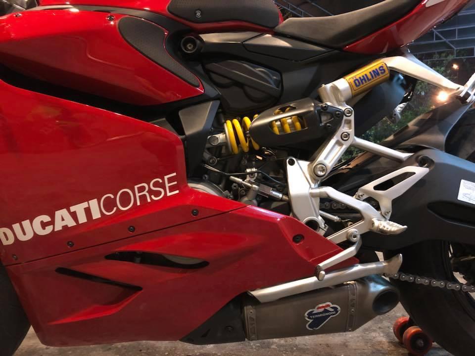 Ducati 899 Panigale ve dep kho cuong tu thiet ke hoan hao - 10