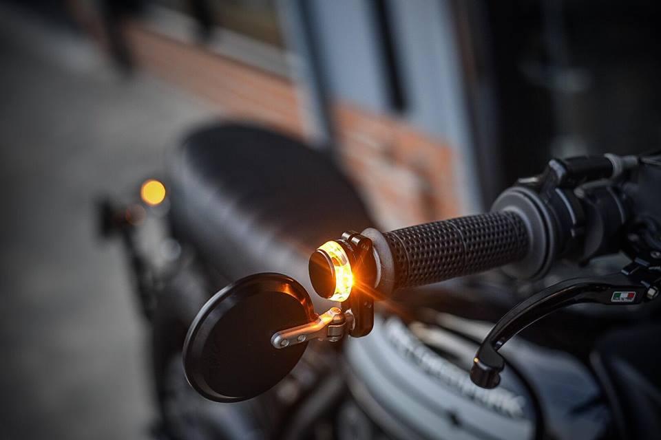 Ducati Scrambler ban do Dark knight cuc chat den tu Mugello - 4