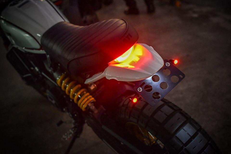 Ducati scrambler Desert sled ban nang cap day suc hut - 8