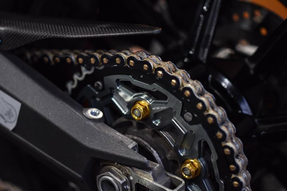 Ducati scrambler ve dep hoan my buoc ra tu xuong do Mugello - 5