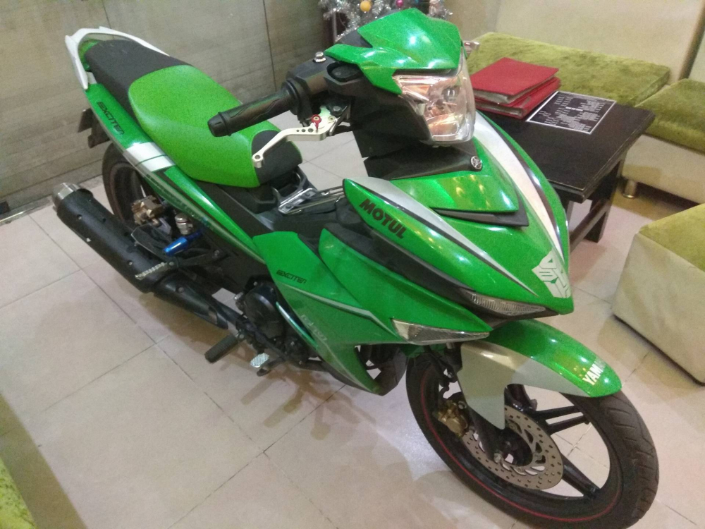 Exciter 150 2016 BS 67 - 3