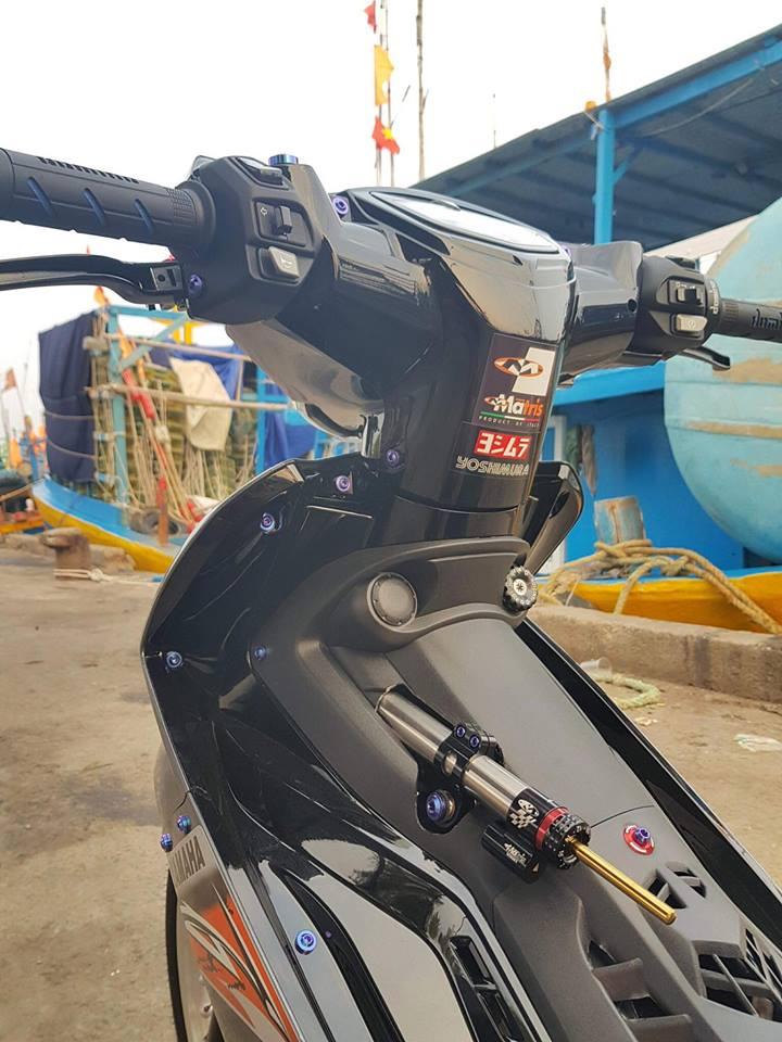 Exciter 2010 do mang net dep day quyen ru cua biker Vung Tau - 5