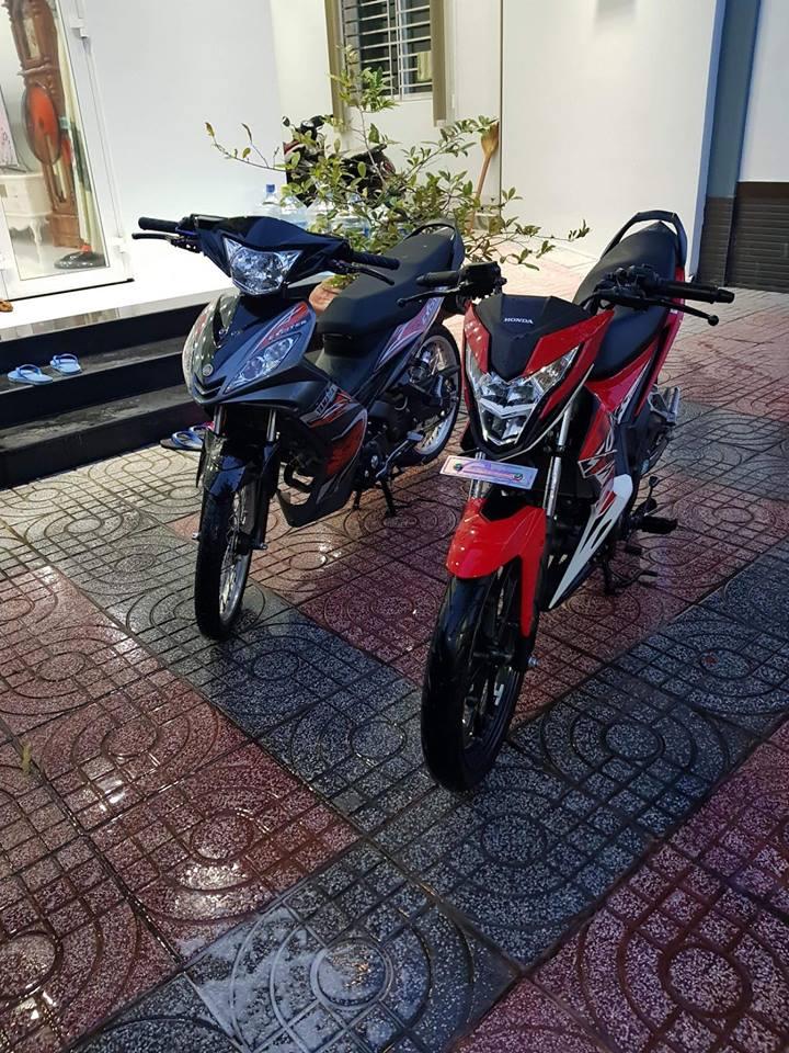 Exciter 2010 do mang net dep day quyen ru cua biker Vung Tau - 9