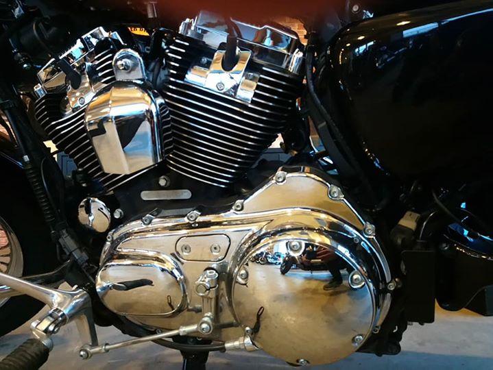 HarleyDavidson Sporter 1200 Custom gia danh cho mua Tet - 16