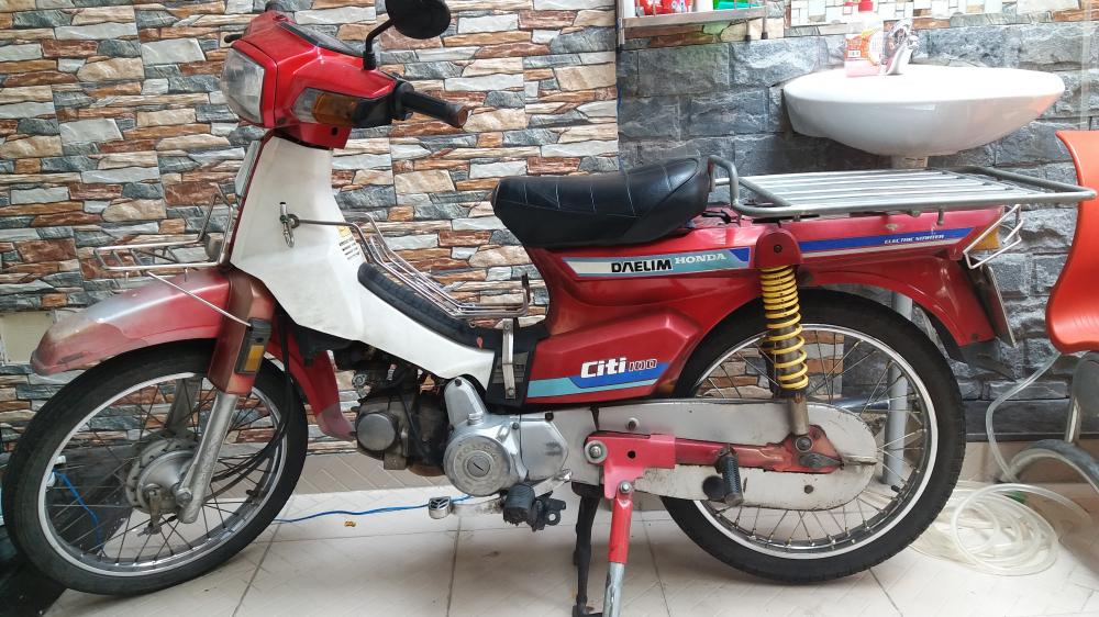 Honda Citi 100