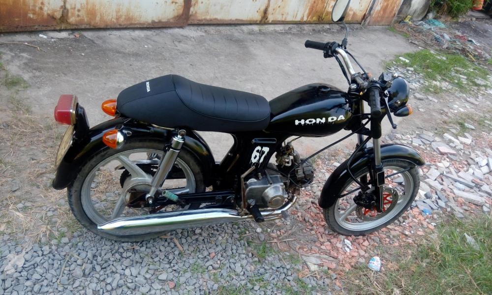 honda Cl50 1968 cho ae dam me - 13