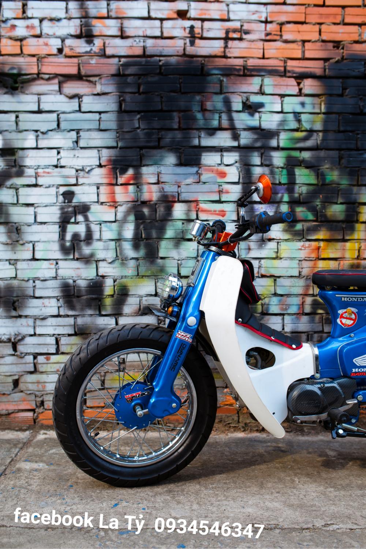 Honda Cub Do Tai Tphcm - 2